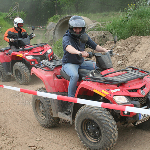 Off-Road-Camp Ammersee / Off-Road-Camp Starnberger See