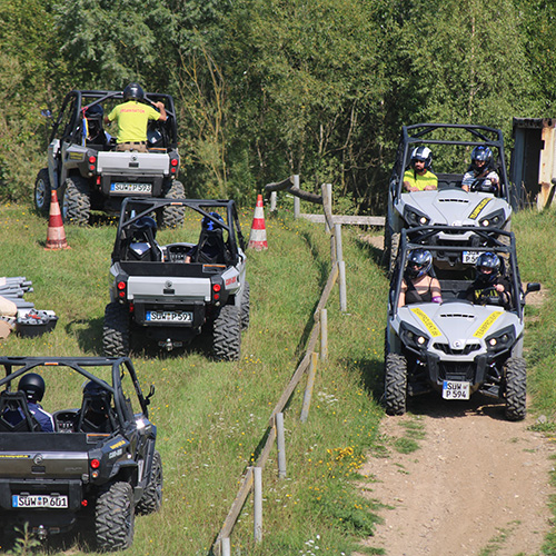 Off-Road-Camp Holstein