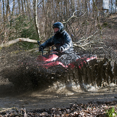 Off-Road-Camp Oberhof / Off-Road-Camp Suhl