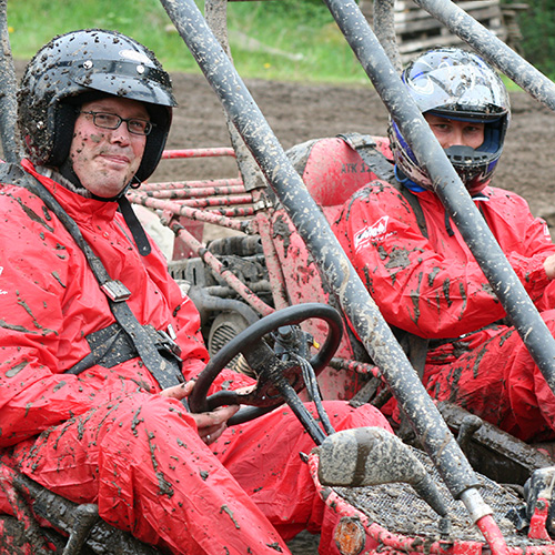 Off-Road-Camp Vogesen / Off-Road-Camp Strassburg II