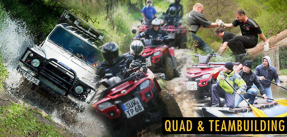 Quad-Teambuilding